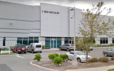 BINDER chambers in demand in the USA