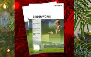 The new BINDER WORLD is here!