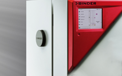 New BINDER program controller