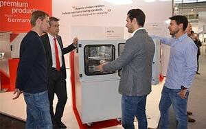 BINDER presents itself at Productronica