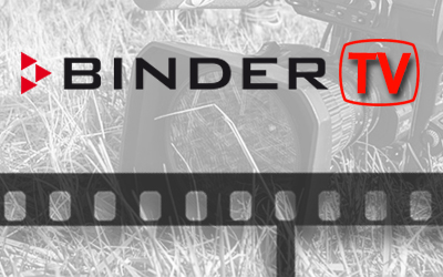 BINDER TV on air now