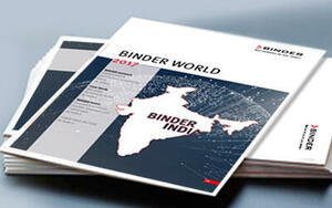 BINDER WORLD