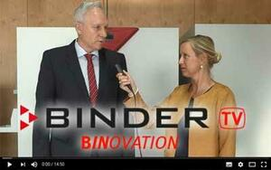 Innovationen bei BINDER