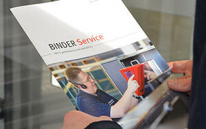 Service brochure provides an overview of the service concept