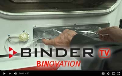 """Active humidification"" BINOVATION video"