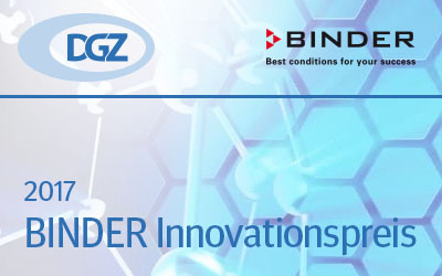 BINDER Innovationspreis 2017