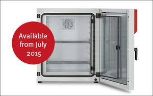 New cooled incubator KT 170 - available from July 2015