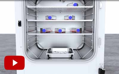 C170 CO2 incubator product video – tips and tricks