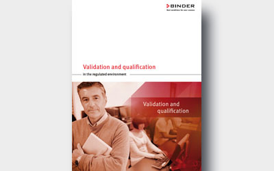 White paper: Validation and qualification